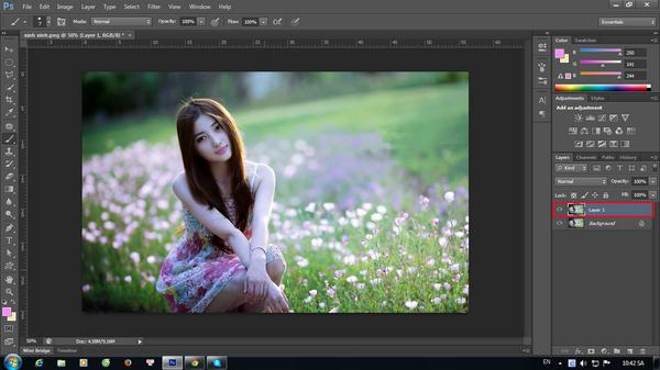 Học photoshop tại hải phòng